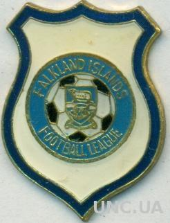 Фолклендские О-ва, федер.футбола (не-ФИФА)2 тяжмет / Falkland football feder.pin