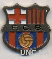 футбол.клуб Барселона (Испания)4 тяжмет / FC Barcelona, Spain football pin badge