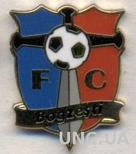 футбол.клуб Богзешти (Молдова) ЭМАЛЬ / FC Bogzesti, Moldova football pin badge