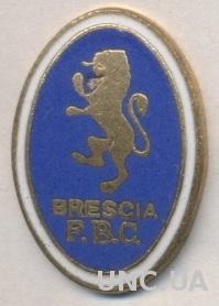 футбол.клуб Брешия (Италия)3 ЭМАЛЬ /Brescia FBC,Italy football replica pin badge