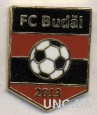 футбол.клуб Будэй (Молдова), ЭМАЛЬ / FC Budai, Moldova football enamel pin badge