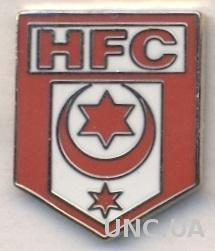 футбол.клуб Галлешер (Германия) ЭМАЛЬ / Hallescher FC,Germany football pin badge