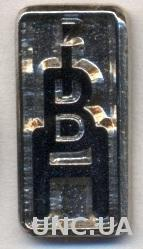 футбол.клуб Хабнарфьордюр(Исланд.) тяжмет /IB Hafnarfjordur,Iceland football pin