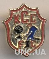 футбол.клуб Кампала СК(Уганда)тяжмет /Kampala City Council,Uganda football badge
