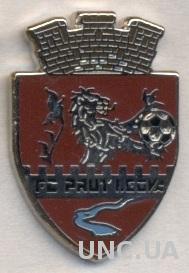 футбол.клуб Прут Леова (Молдова) ЭМАЛЬ /FC Prut Leova,Moldova football pin badge