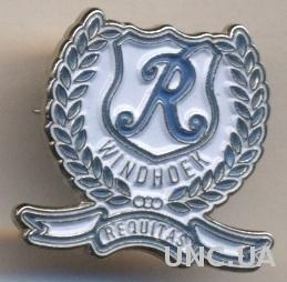футбол.клуб Рамблерс(Намибия)тяжмет /Ramblers FC Windhoek,Namibia football badge