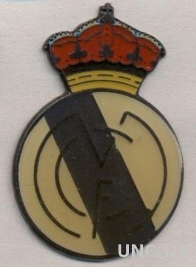 футбол.клуб Реал Мадрид (Испания)3 тяжмет / Real Madrid,Spain football pin badge