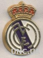 футбол.клуб Реал Мадрид (Испания)4 тяжмет / Real Madrid,Spain football pin badge