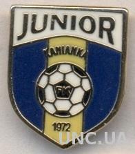 футбол.клуб Юниор (Словакия) ЭМАЛЬ /Junior Kanianka, Slovakia football pin badge