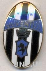 футбол.клуб Ювентус(Италия) ЭМАЛЬ выпуклый /FC Juventus,Italy football pin badge