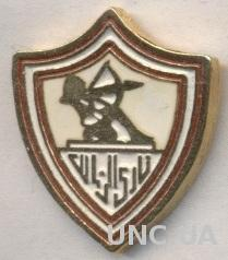 футбол.клуб Замалек Каир (Египет) тяжмет /Zamalek Cairo,Egypt football pin badge