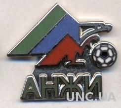 футбольный клуб Анжи Махачкала (Россия)3 ЭМАЛЬ / Anzhi,Russia football pin badge