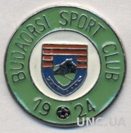 футбольный клуб Будаерш (Венгрия) тяжмет /Budaorsi SC,Hungary football pin badge