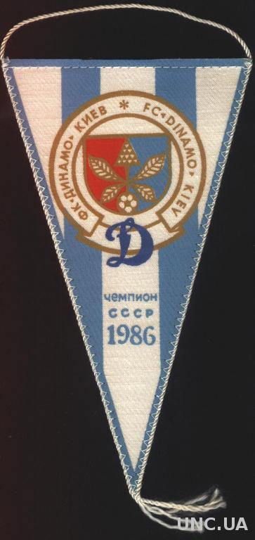 футбольный клуб Динамо Киев ( СССР ), 21х12 см