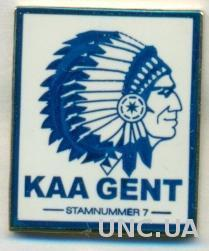 футбольный клуб Гент (Бельгия) тяжмет / KAA Gent, Belgium football pin badge