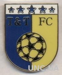 футбольный клуб Ханой T&T (Вьетнам) ЭМАЛЬ / Hanoi T&T,Vietnam football pin badge