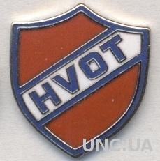 футбольный клуб Хвет (Исландия) ЭМАЛЬ / Hvot Blonduos,Iceland football pin badge