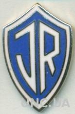 футбольный клуб ИР Рейкьявик (Исландия) ЭМАЛЬ /IR Reykjavik,Iceland football pin