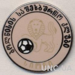 футбольный клуб Сиони (Грузия)2 ЭМАЛЬ / Sioni Bolnisi,Georgia football pin badge