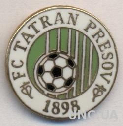 футбольный клуб Татран (Словакия)3 ЭМАЛЬ / Tatran Presov,Slovakia football badge