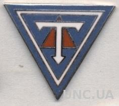 футбольный клуб Тиндастол (Исландия) ЭМАЛЬ / UMF Tindastoll,Iceland football pin