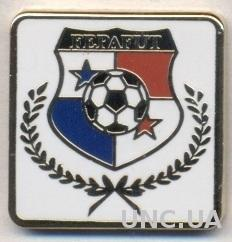 Панама, федерация футбола,№2 ЭМАЛЬ / Panama football federation enamel pin badge
