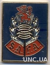 Шотландия, федер.футбола-любители ЭМАЛЬ/Scotland amateur football federation pin