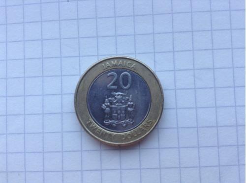 Ямайка 20 долларов, 2006