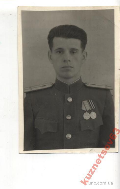 ФОТО. НКВД. 1947. ЛЕЙТИНАНТ.