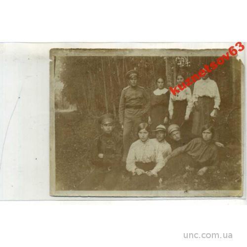 ФОТО. ПОГОН ПРАПОРЩИК. ВОЕННЫЕ 1916