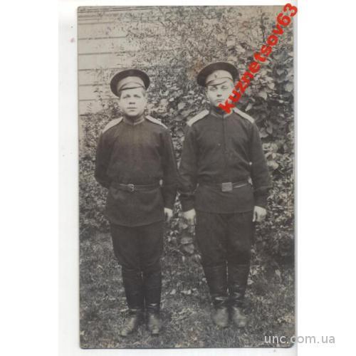ФОТО.  ВОЕННЫЕ 1914