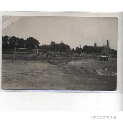 СПОРТ. ФУТБОЛ. Стадион 1934 г.