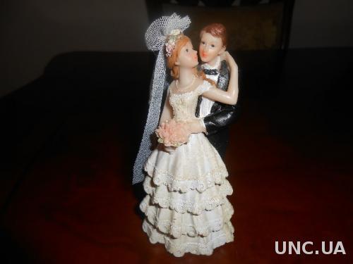 Свадебная статуэтка Счастливая пара ЛНР