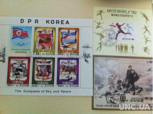Корея блоки спецгашение люкс