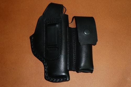 Кобура для пистолета ПМ (Макарова), поясная\внутрипоясная
