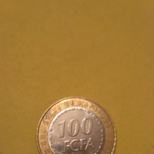 100 франков 2004 года