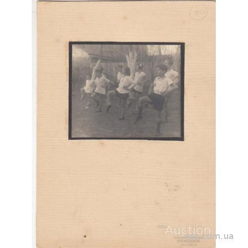 """ФОТО.  """" ДЕТИ ТАНЦУЮТ.  ПРИГЛАСИТЕЛЬНЫЙ БИЛЕТ НА ДЕТ ТАНЦЫ. КЛУБ НКВД 1936"""