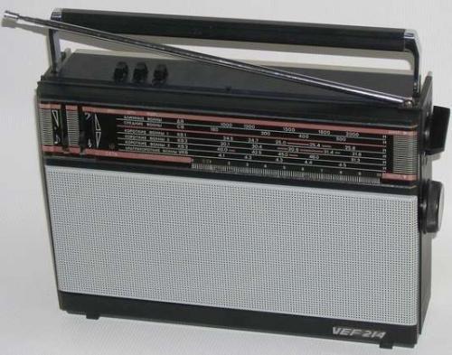 Радио vef214