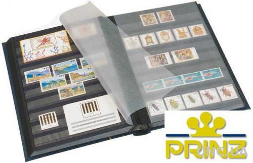 Альбом для марок - кляссер PRINZ 32 страницы