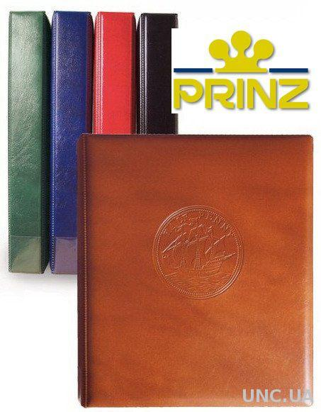 Альбом для монет Prinz Perfecta (сделано в Германии)