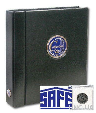 Альбом для монет в холдерах SAFE PRO A4 Premium Collection