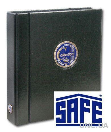 Альбом для пластиковых карточек - SAFE Professional A4 Premium Collection