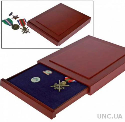 Бокс для орденов, значков, медалей - SAFE Германия