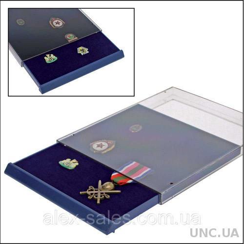 Бокс-витрина - значки, медали - SAFE (ФРГ)