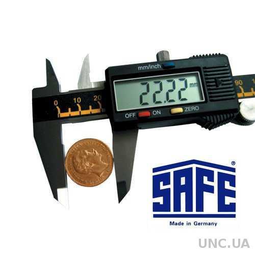 Цифровой штангенциркуль SAFE