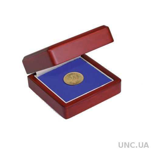 Деревянный универсальный футляр для монет SAFE