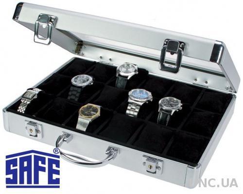 Кейс-витрина 18 наручных часов - SAFE (ФРГ)