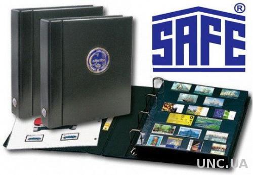 Папка-переплет для марок Safe Professional A4