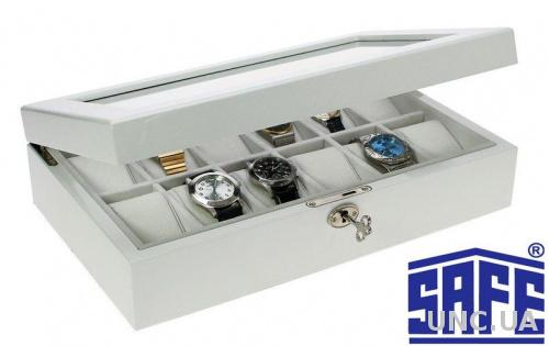 Шкатулка-витрина для 12 наручных часов - SAFE (ФРГ)