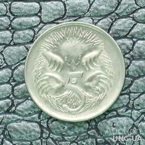 Австралия 5 центов 1981